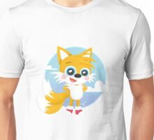 Tails - Sonic Games Unisex T-Shirt