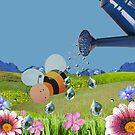 Abby Bee VI by Koekelijn