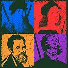 Renaissance Ninjas by emoryarts