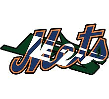 New York Sports Teams 2 -Mets & Jets Photographic Print