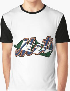 New York Sports Teams 2 -Mets & Jets Graphic T-Shirt