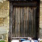 Door, Lacock by Graham Hiscock