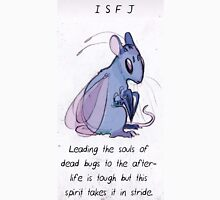 MBTI GHOSTS AND GHOULS- ISFJ BEETLE RAT BUG MOUSE Unisex T-Shirt