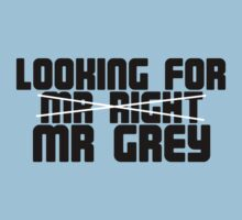 Looking For Mr Grey by stevebluey