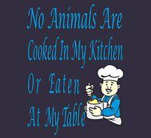 No Animals Unisex T-Shirt