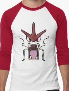 Red Gyarados Men's Baseball ¾ T-Shirt