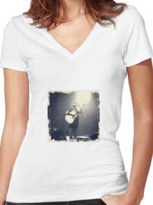 Jack Black Women's Fitted V-Neck T-Shirt
