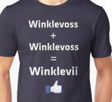 Winklevoss - The Social Network Unisex T-Shirt