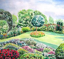 Garden of Eden by Caroline  Lembke