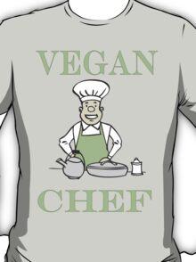 Vegan Chef T-Shirt