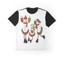 Sweet Holiday Wishes Graphic T-Shirt