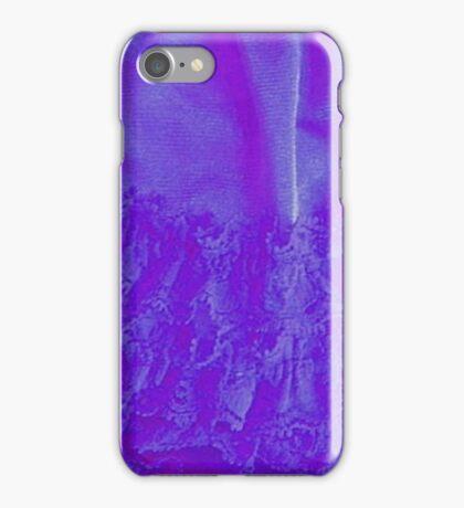 Cool Pretty Purple iPhone Case/Skin