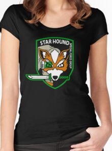 STARHOUND Women's Fitted Scoop T-Shirt