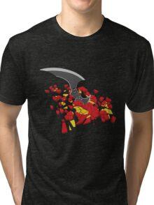 Skill Vs Natural Talent Tri-blend T-Shirt