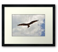 """On the Hunt"" Framed Print"