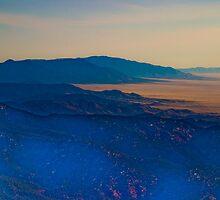 Sandia Crest-South by Derek Lowe