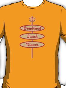 Retro Diner T-Shirt