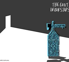 The Fault In Our Stars Typography by kaostic