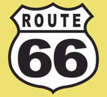 Route 66 Retro Kids Clothes