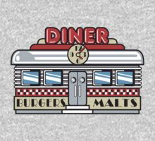 Bowling Retro Diner Kids Clothes