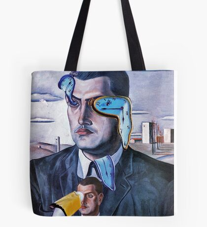 Time Lord. Tote Bag