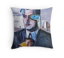 Time Lord. Throw Pillow