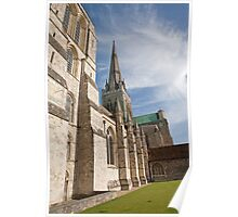 Chichester Cathedral Poster