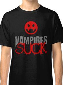 Vampires Suck Classic T-Shirt
