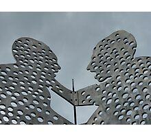 Molecule Man by Jonathan Borofsky   Photographic Print