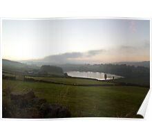 Haworth Reservoir Poster