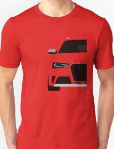 RS4 Avant Simplistic design (B8) T-Shirt