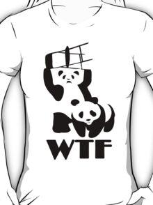 WTF Wrestling T-Shirt