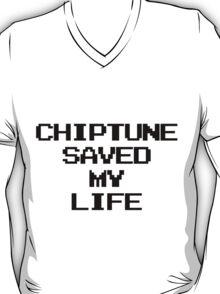Chiptune Saved My Life (Black) T-Shirt
