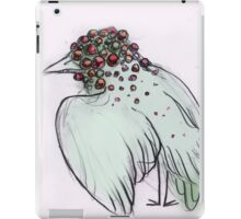 MBTI GHOSTS AND GHOULS- INTJ BIRD MONSTER MUTANT iPad Case/Skin