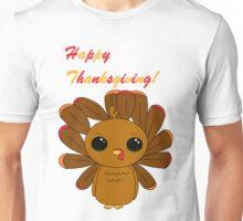 Cute Turkey! Unisex T-Shirt