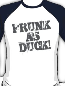 Frunk as Duck T-Shirt