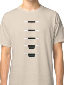 German Sedans (B8, B7, B6, B5, 4C) simple front end design Classic T-Shirt