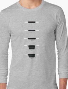 German Sedans (B8, B7, B6, B5, 4C) simple front end design Long Sleeve T-Shirt