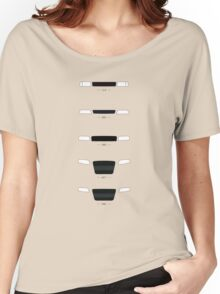 German Sedans (B8, B7, B6, B5, 4C) simple front end design Women's Relaxed Fit T-Shirt