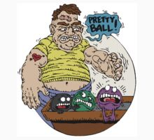 "Funny Bowler ""Pretty Ball"" by SportsT-Shirts"