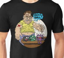 Funny Bowler Unisex T-Shirt