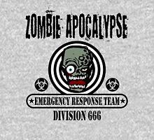 Zombie Emergency Response Team 666 Unisex T-Shirt