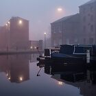 Mist on the Canal by Sevenhills
