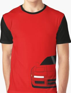NA1 simple front end design Graphic T-Shirt