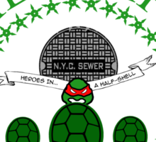The Turtles Sticker