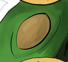It's an Avocado! Sticker