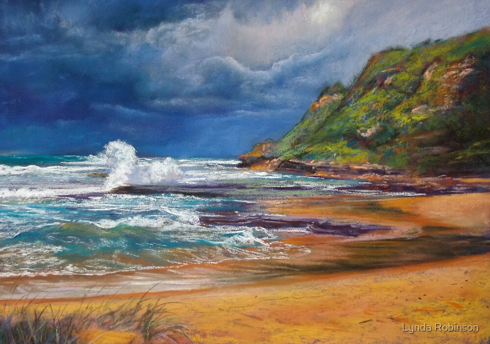 Approaching Storm by Lynda Robinson