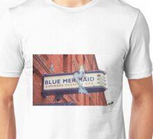 San Francisco Blue Memaid Unisex T-Shirt