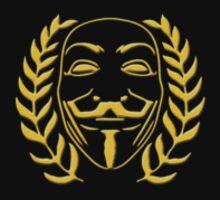 Legion (gold) by Thomas Jarry