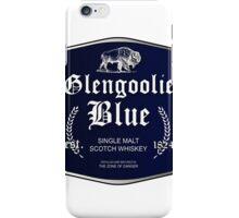 Glengoolie Blue iPhone Case/Skin